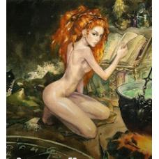 Сборник ритуалов и заговоров черной магии на любовь, деньги, удачу